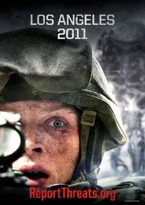 Invasão do Mundo: Batalha de Los Angeles - Poster / Capa / Cartaz - Oficial 3