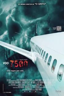 Voo 7500 - Poster / Capa / Cartaz - Oficial 7