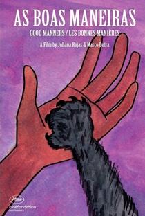 As Boas Maneiras - Poster / Capa / Cartaz - Oficial 1