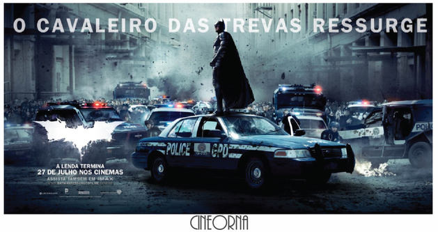 [NOTÍCIAS] – UCI Inicia Venda Antecipada de Ingressos Para Batman: O Cavaleiro das Trevas Ressurge - Cineorna!