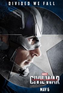 Capitão América: Guerra Civil - Poster / Capa / Cartaz - Oficial 24