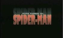 Peter Parker es Spider Man - Poster / Capa / Cartaz - Oficial 1