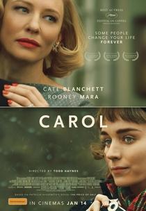 Carol - Poster / Capa / Cartaz - Oficial 9