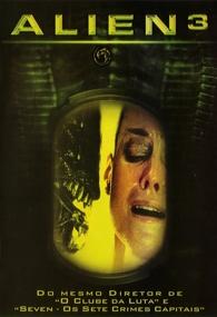Alien 3 - Poster / Capa / Cartaz - Oficial 2
