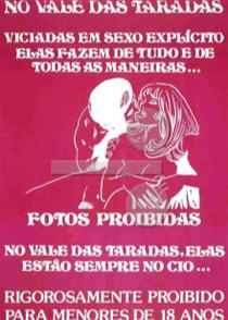O Vale das Taradas - Poster / Capa / Cartaz - Oficial 1