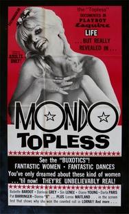 Mondo Topless - Poster / Capa / Cartaz - Oficial 2