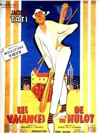 As Férias do Sr. Hulot - Poster / Capa / Cartaz - Oficial 3