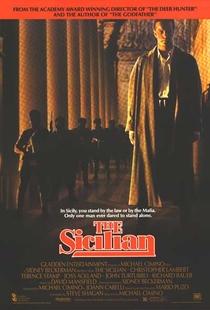 O Siciliano - Poster / Capa / Cartaz - Oficial 4
