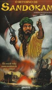 O Retorno de Sandokan - Poster / Capa / Cartaz - Oficial 2