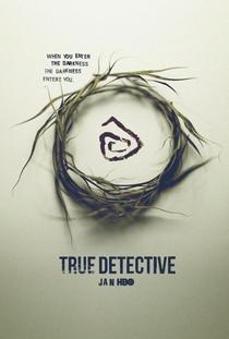 True Detective (1ª Temporada) - Poster / Capa / Cartaz - Oficial 2
