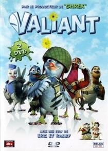 Valiant - Um Herói que Vale a Pena - Poster / Capa / Cartaz - Oficial 8
