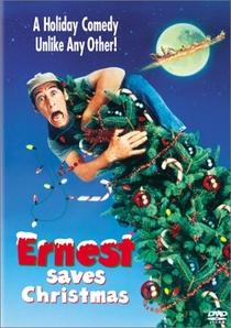 O Natal Maluco de Ernest - Poster / Capa / Cartaz - Oficial 1