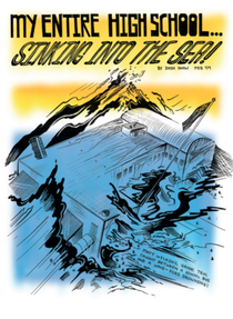 Meu Colégio Inteiro Afundando no Mar - Poster / Capa / Cartaz - Oficial 1