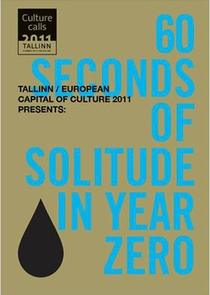 60 Seconds of Solitude in Year Zero - Poster / Capa / Cartaz - Oficial 1