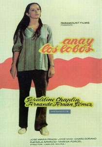 Ana e os Lobos - Poster / Capa / Cartaz - Oficial 5
