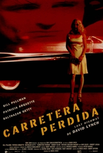 Estrada Perdida - Poster / Capa / Cartaz - Oficial 11