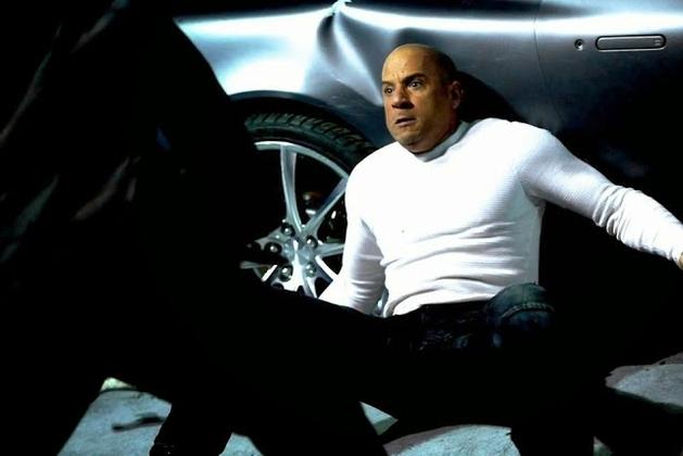 Vin Diesel sofre contusão em cena de luta entre ele e Jason Statham