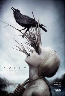 Salem (1ª Temporada) - Poster / Capa / Cartaz - Oficial 1