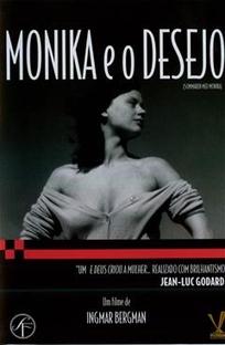 Monika e o Desejo - Poster / Capa / Cartaz - Oficial 4
