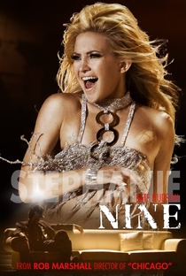 Nine - Poster / Capa / Cartaz - Oficial 8