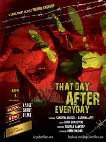 That Day After Everyday - Poster / Capa / Cartaz - Oficial 1