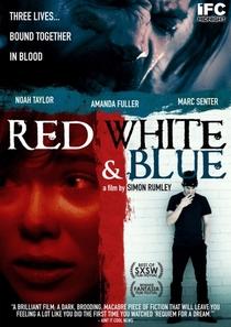 Vermelho, Branco e Azul - Poster / Capa / Cartaz - Oficial 3