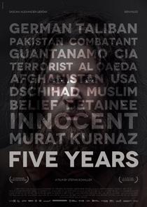 Cinco anos de vida - Poster / Capa / Cartaz - Oficial 1