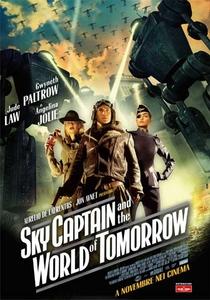 Capitão Sky e o Mundo de Amanhã - Poster / Capa / Cartaz - Oficial 5