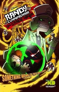 Randy Cunningham: 9th Grade Ninja (2ª Temporada) - Poster / Capa / Cartaz - Oficial 1