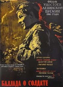 A Balada do Soldado  - Poster / Capa / Cartaz - Oficial 5