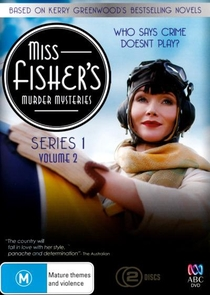 Os Mistérios de Miss Fisher (2ª Temporada) - Poster / Capa / Cartaz - Oficial 4