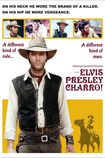 Charro! - Poster / Capa / Cartaz - Oficial 4