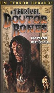 O Terrível Doutor Bones - Poster / Capa / Cartaz - Oficial 1