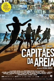 Capitães da Areia - Poster / Capa / Cartaz - Oficial 1