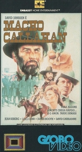 Macho Callahan - Poster / Capa / Cartaz - Oficial 2