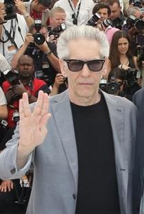David Cronenberg - Poster / Capa / Cartaz - Oficial 7