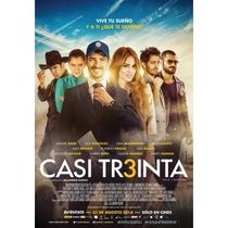 Quase Trinta - Poster / Capa / Cartaz - Oficial 1