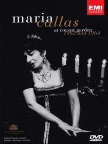 Maria Callas at Covent Garden - Poster / Capa / Cartaz - Oficial 1