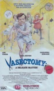 Vasectomia - Um Problema Delicado  - Poster / Capa / Cartaz - Oficial 3