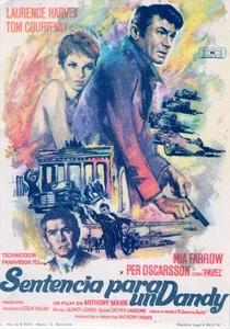 Espião de Dois Mundos - Poster / Capa / Cartaz - Oficial 5