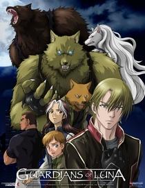 Guardians of Luna - Poster / Capa / Cartaz - Oficial 1
