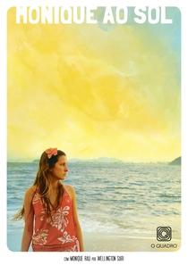 Monique ao Sol - Poster / Capa / Cartaz - Oficial 1