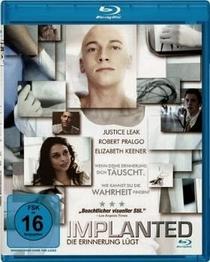 Implanted - Poster / Capa / Cartaz - Oficial 1