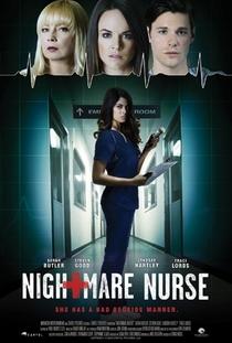 Pesadelo de Enfermeira  - Poster / Capa / Cartaz - Oficial 1
