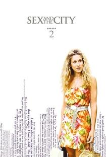 Sex and the City (2ª Temporada) - Poster / Capa / Cartaz - Oficial 6