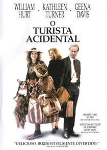 O Turista Acidental - Poster / Capa / Cartaz - Oficial 3