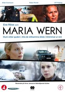 Maria Wern (7ª Temporada) - Poster / Capa / Cartaz - Oficial 1