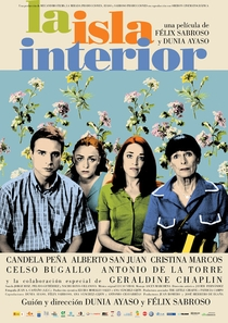 A Ilha Interior - Poster / Capa / Cartaz - Oficial 1