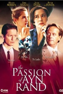 The Passion of Ayn Rand - Poster / Capa / Cartaz - Oficial 1