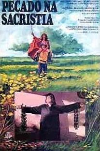 Pecado na Sacristia - Poster / Capa / Cartaz - Oficial 1